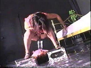 extreme femdom toilet slave 2