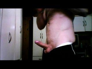 o enorme pau do tatuado novinho