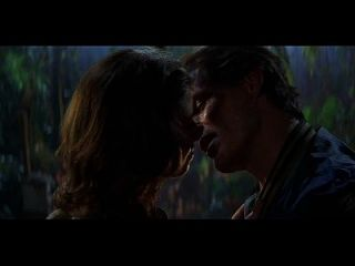 johanna marlowe nackt / sex szene aus schlechten mond (1996) werewolf horror movie hd