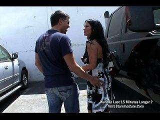 Sophia Lomeli Big Tits Babes genagelt in den Arsch