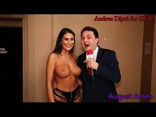 august ames gibt eine blowjob-lektion für andrea diprè