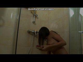 harter Analsex nach Duschszene 1