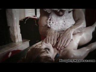 Polizei Babe Gia Dimarco Hardcore Massage