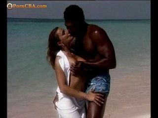 romantischer Fick am Strand