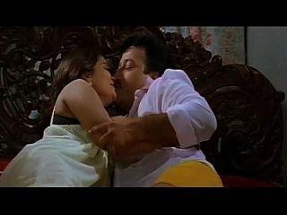 heiße romantische Kuss Szenen
