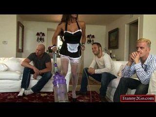 big boobs latina shemale maid jessy dubai doppelt analed
