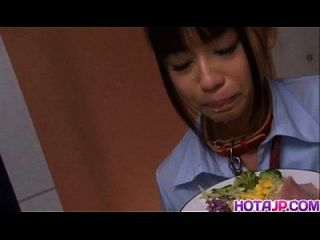 chika ishihara leckt harten schwanz