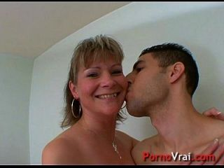 la conseiller financier enculee en cachette de son mari !!