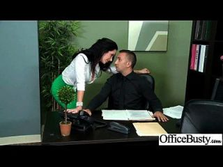 Büro busty Mädchen lieben harten Sex im Büro Film 14