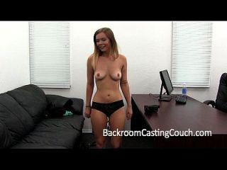 blonde kellnerin amateur anal n creampie