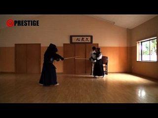 eine gewisse berühmte Sportwissenschaft Universität 1 Jahr Kendo Club Spieler, ist es nicht se