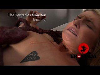 die tentakel monster gemma valentine