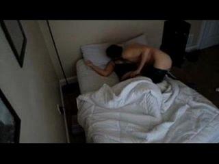 acordando a namorada para foder