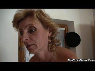 blonde Schwiegermutter tabu Sex