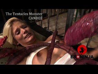 die tentakel monster candee licious