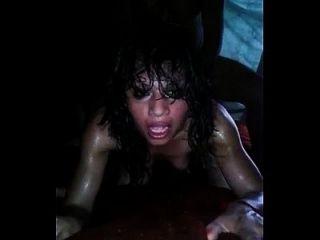 sexy latina schreiend von anal