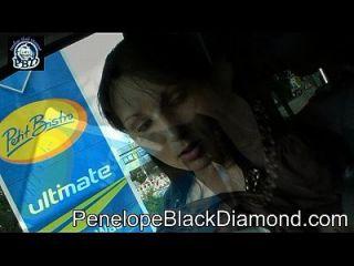 penelope schwarz diamant einkaufen outdoor fuß boobs Vorschau