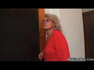 Tabu Sex mit meiner Frau Mutter