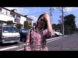 maria ozawa erhält einen heißen creampie