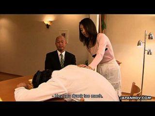 asiatische Schlampe yui Betrug auf ihren Mann in seinem Haus