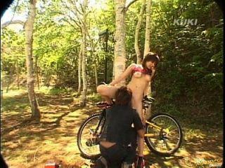 [hntimes.com] yua aida sportlich babe puppe fuck outdoor spaziergang echt hart teil 2