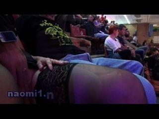 Sex im öffentlichen Stadion
