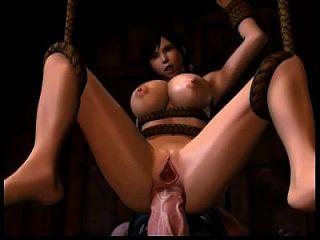 anal Spiele in 3d futanari trans porn