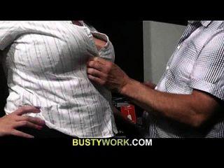 guy verführt heißen bbw bouncer