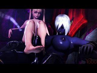3d porn szene