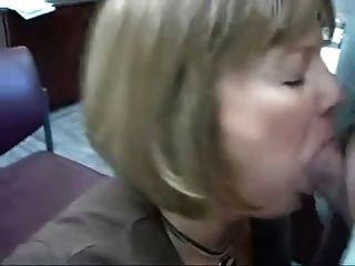 Reife Frauen Blowjob Schlucken