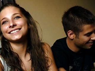 18 Jahre alt sind und cristina diego - junges Paar ficken für Geld