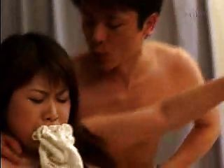 Masako suzuki nippon granny craving for young cock - 1 part 9