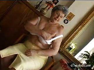 Omas big tits