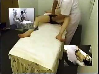 hidden cam asiatische Massage junge japanische Teenager Patienten masturbieren