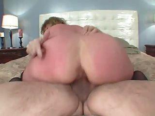 atemberaubende Sommer phat reife anal