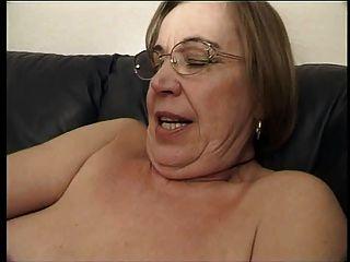 Oma mag Sperma