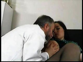 schwanger stella von ihrem alten doc ... f70 gefickt