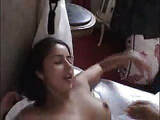 Französisch Amateur Brünette bekommt ihre erste anal ... f70