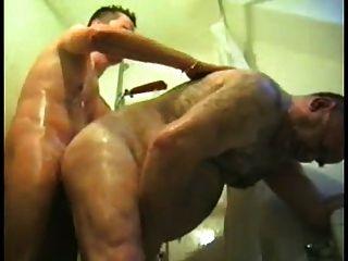 Homosexuell Opa & junger Mann