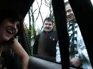 Swinger Deutsch Paar carsex outdoor - Part.3