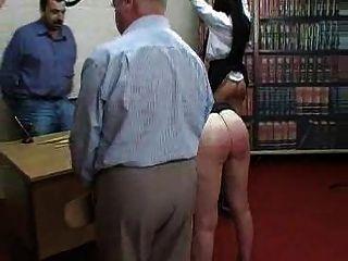 der Lehrer Strafe