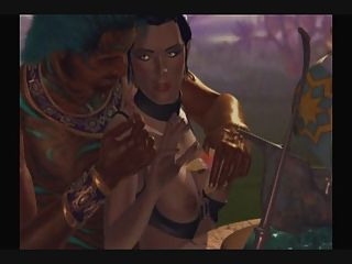 Pornomation 3 - Womans Fantasien