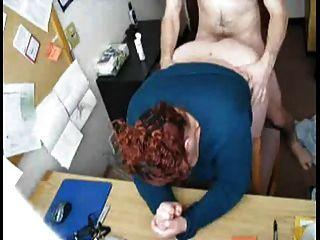 Fick meine geile Fett bbw Sekretärin auf hidden cam