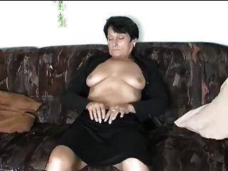 selbst reifen Streifen und Finger zum Orgasmus
