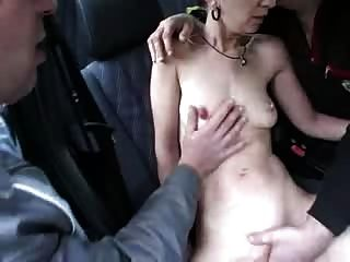 Swinger Deutsch Paar carsex outdoor - Teil. 1
