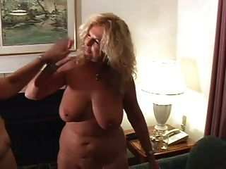 lesbisch Oma Dreier