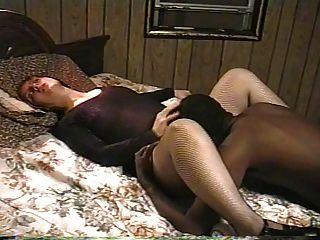 meine rothaarigen dicke Frau auf einem anderen Stier nehmen
