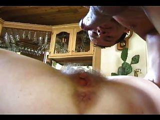 vorzeitiges haarigen reifen schön ficken Cumming aufrecht