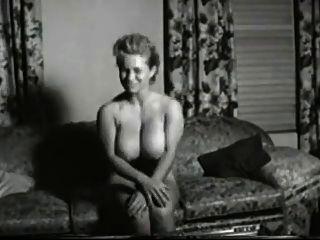 Jahrgang Porno-Clip von hot big Boob blonde