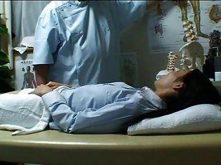 Japanisch Jung Mädchen Massage